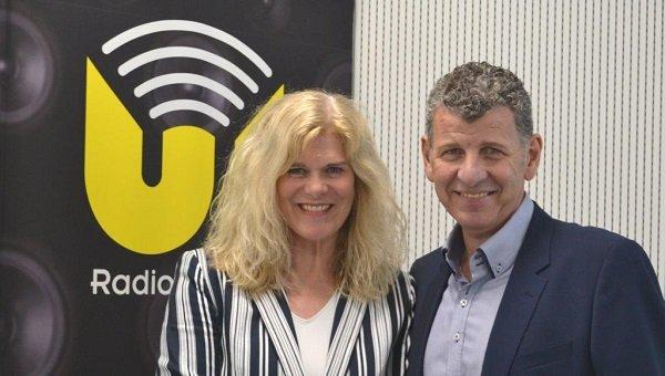 Semino Rossi bei Radio U1 Tirol
